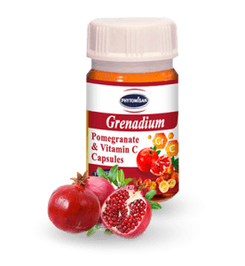 Grenade et Vitamine C : Grenadium